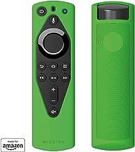 Made for Amazon Remote Cover Case, for Alexa Voice Remote- Irish Green