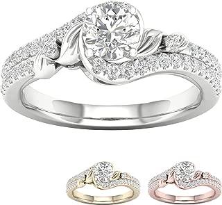 Best flower rose diamond ring Reviews
