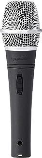 Amazon Basics Dynamic Vocal Microphone, Super Cardioid