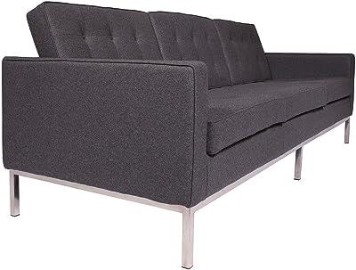 Amazon.com: Sofá seccional reversible moderno para ...