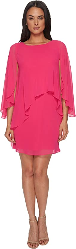 LAUREN Ralph Lauren Apollonia Georgette Dress