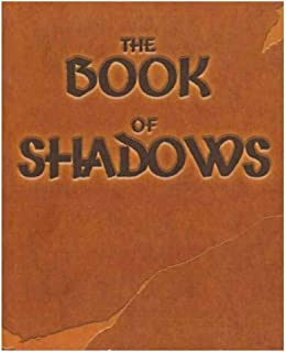 Amazing Adventures: Book of Shadows Roleplaying Game
