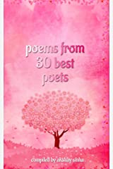 Poems from 30 Best Poets Kindle Edition
