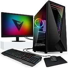 VIBOX Apache 9XLW - Ordenador para Gaming (21.5