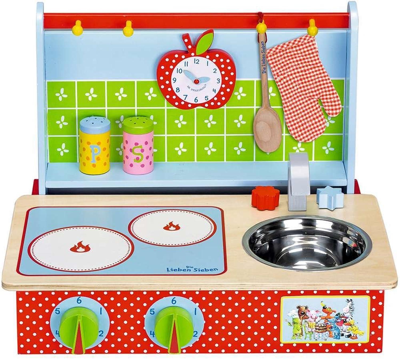 The Friendly Seven My primero Little Play Kitchen, modello   11790
