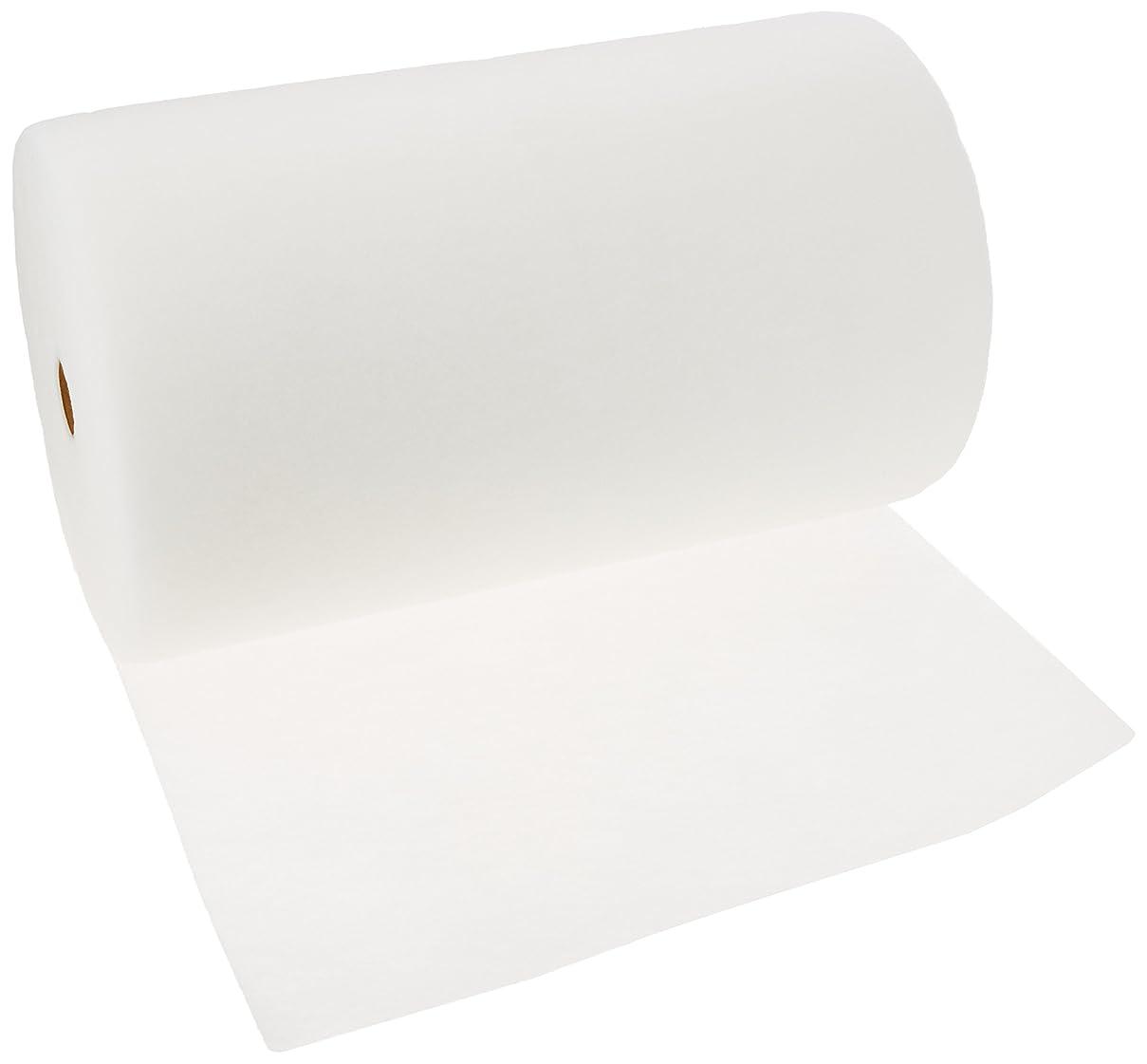 気性お別れ滅びるエコフレギュラー(エアコンフィルター) フィルターロール巻き 幅60cm×厚み2mm×50m巻き W-4056