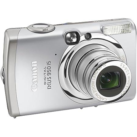 Canon Digital Ixus 950 Is Digitalkamera 2 5 Zoll Kamera
