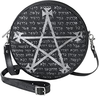 Official Alchemy Gothic Leather Magic Bag