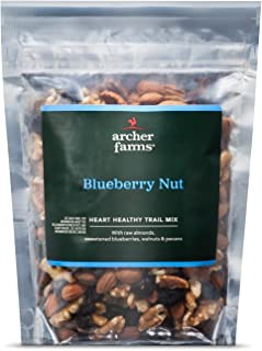Archer Farms Blueberry Nut Heart Healthy Trail Mix 12 oz, pack of 1