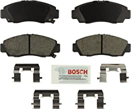 Bosch BE787H Blue Disc Brake Pad Set with Hardware for Select Acura CL, RL, TL, TSX and Honda Accord Vehicles - FRONT