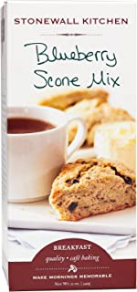 Stonewall Kitchen Blueberry Scone Mix, 12 Ounce Box