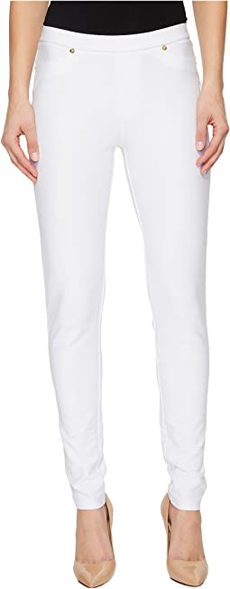 MICHAEL Michael Kors - Solid Pull-On Leggings