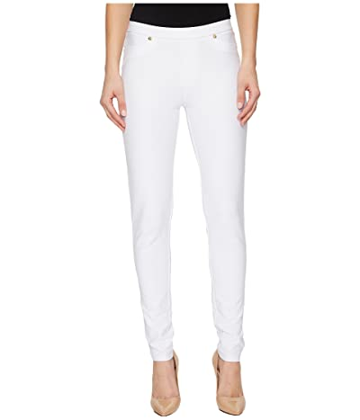 MICHAEL Michael Kors Solid Pull-On Leggings Women