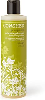 Cowshed Grumpy Cow Volumising Shampoo for Women, 10.15 Ounce
