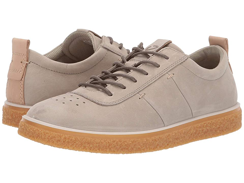ECCO Crepetray Lace-Up (Sage Nubuck Leather) Women