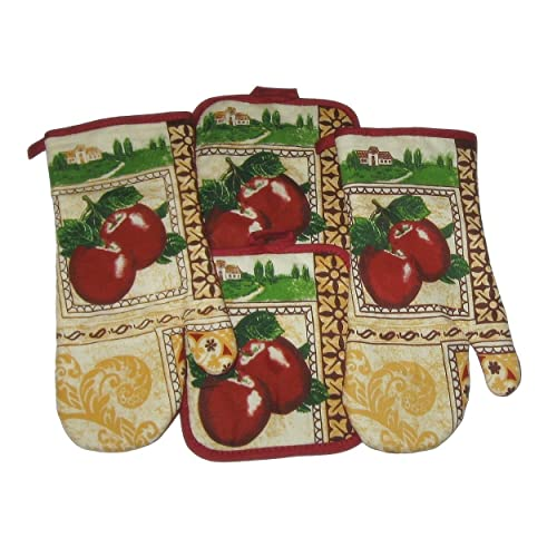 Apple Kitchen Decor Sets: Amazon.com
