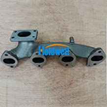 Holdwell Exhaust Manifold 4988653 for Cummins B5.9 LPG F3.8 F102 Engine