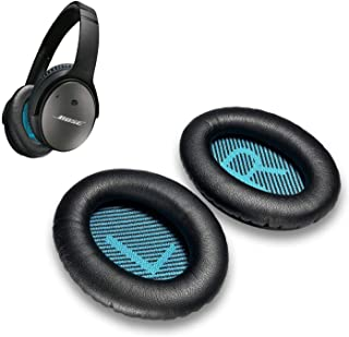 Cushions Bose Replacement Ear Pads Kit- Ear Cups for QuietComfort 2 15 25 35 QC2 QC15 QC25 QC35, AE2,AE2i, AE2w, SoundTrue...