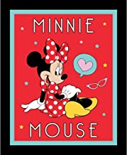 Disney Minnie Mouse Fabric Sold by The Panel
