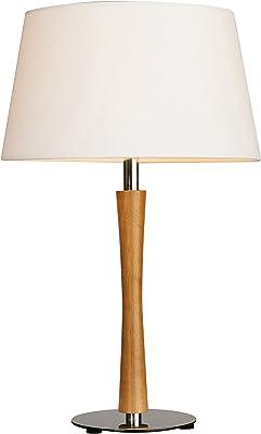 Aluminor BEVERLY 4 CH - Lampada, 40 W E27, in legno
