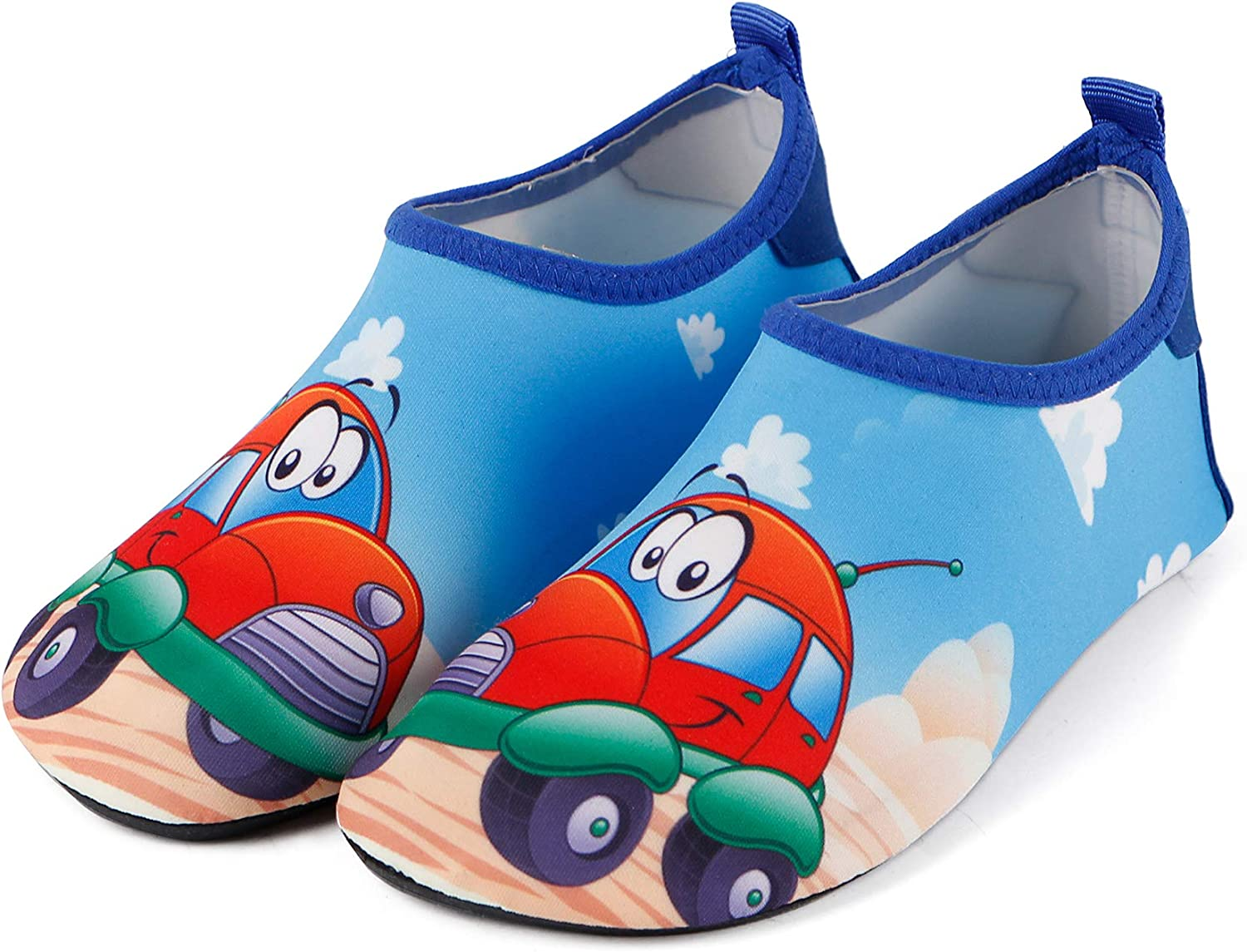 Durio Toddler Water Shoes Quick Dry Water Shoes Toddler Cute Toddler Swim Shoes Soft Toddler Boy Water Shoes