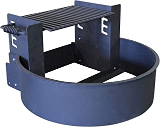 """Titan Great Outdoors 31"""" Fire Ring with Adjustable Grate 
