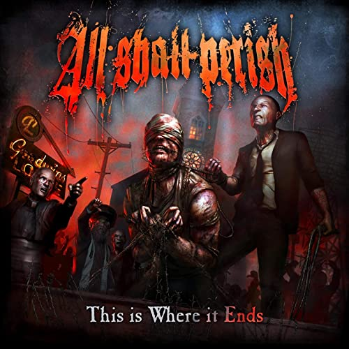 This Is Where It Ends [Explicit]