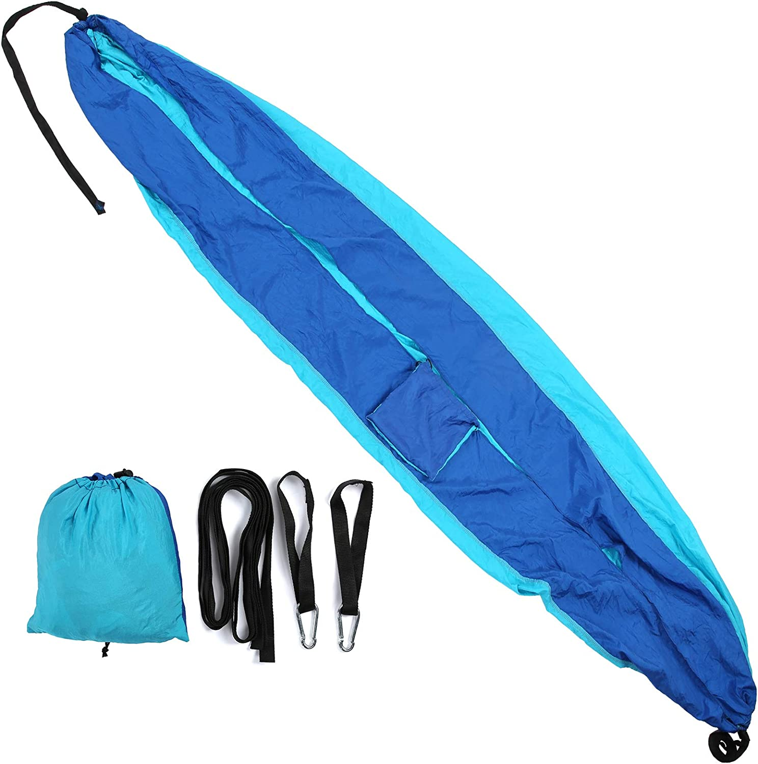 TEANQIkejitop Double Camping Hammock- Lightweight Nylon OFFer Portable Animer and price revision