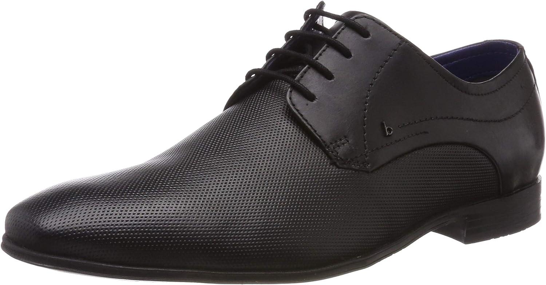 bugatti 311666061000, Zapatos de Cordones Derby Hombre
