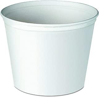 Solo 5T1-N0195 83 oz White Paper Bucket (Case of 100)