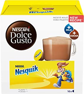 Nescafe Nesquik By Dolce Gusto, 16 Capsules