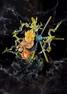 Tamashii Nations Bandai FiguartsZERO Super Saiyan Son Goku -The Burning Battles- Dragon Ball Z