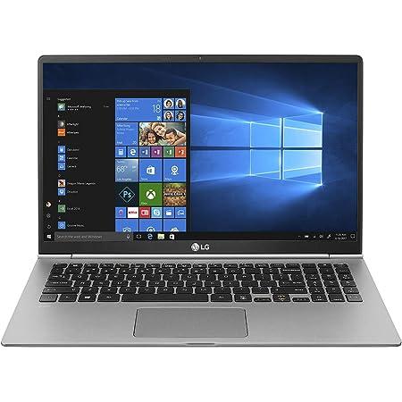 "LG gram Laptop - 15.6"" Full HD Touchscreen, Intel 8th Gen Core i7, 16GB RAM, 1TB (2 x 512GB SSD), 18.5 hrs Battery, Thunderbolt 3 - 15Z990-R.AAS9U1 (2019), Dark Silver"