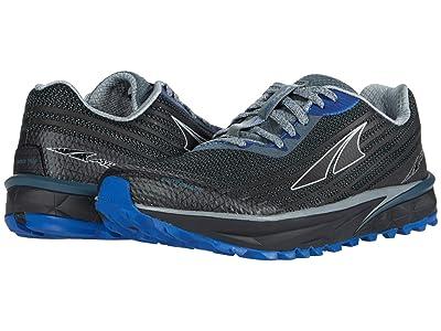 Altra Footwear Timp 2 (Gray/Blue) Men