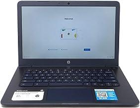 HP Chromebook 14 AMD A4-9120 32GB eMMC 4GB RAM Wi-Fi HDMI 14-db0031nr Navy (Renewed)