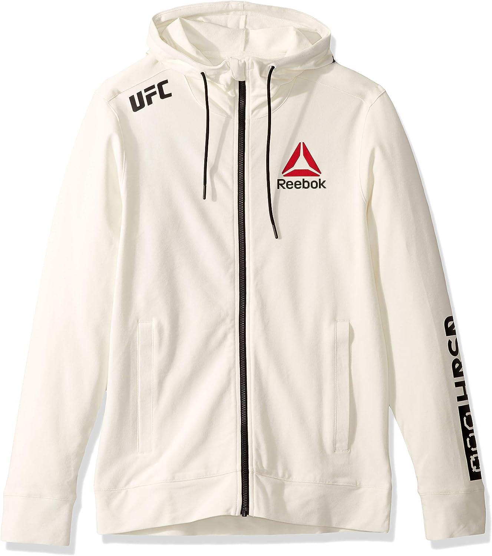 High order Reebok UFC Fight Night Las Vegas Mall Full Walkout Zip Hoodie