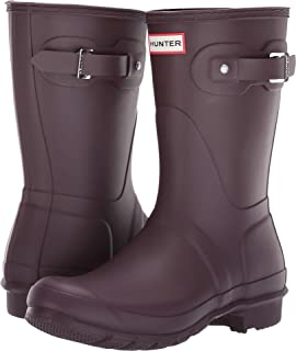 clear hunter boots