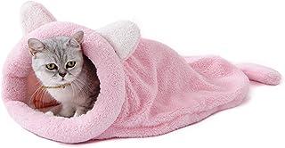 PAWZ Road Cat Sleeping Bag Self-Warming Kitty Sack Pink
