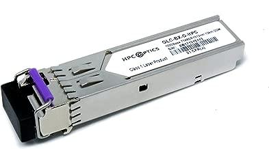 Cisco Compatible GLC-BX-D Bi-Directional SFP Transceiver | 1000BASE-BX-D BIDI 10km GLC-BX-D-HPC
