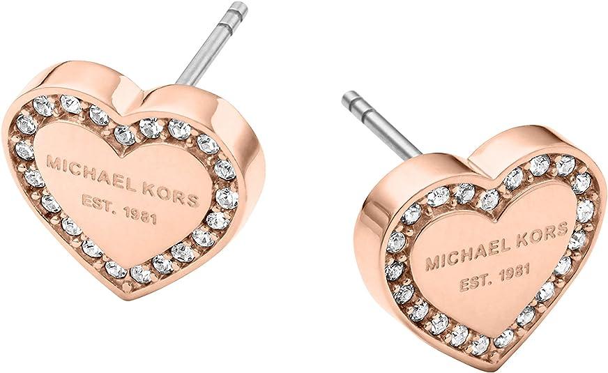 Michael Kors Gold Modern Brilliance Post Stud Earrings