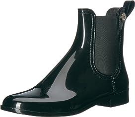 Solid Short Rain Boot