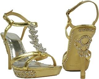 high heels with angel wings