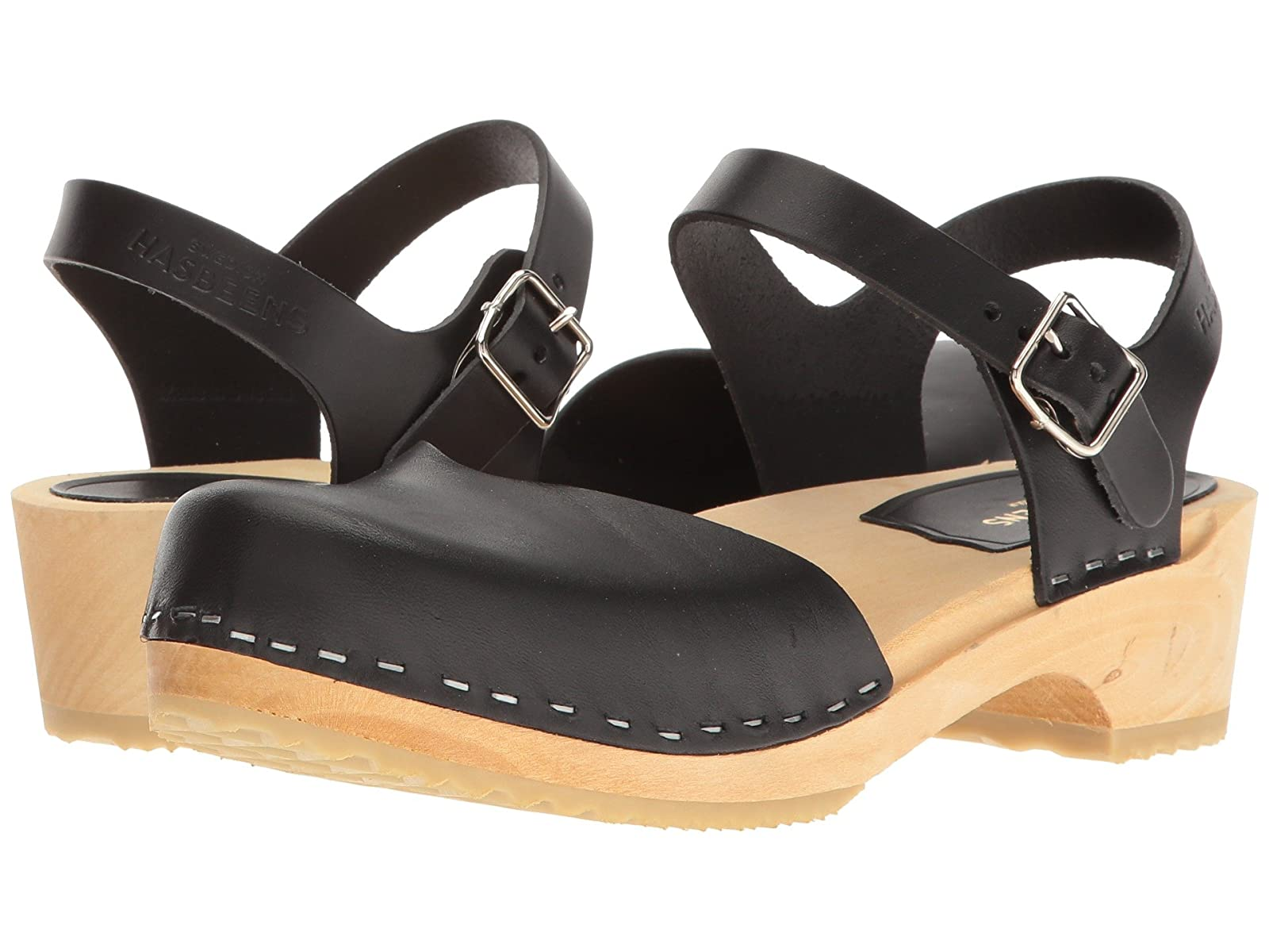 Swedish Hasbeens Covered LowAtmospheric grades have affordable shoes