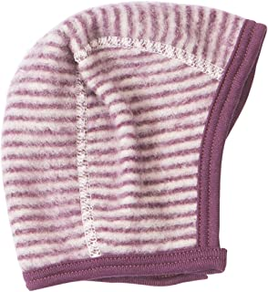 Lilano 100% Organic Merino Wool Baby Hat Bonnet [250020]. Made in Germany.
