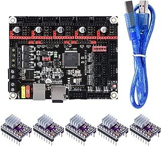 BIQU SKR V1.3 Control Board 32 Bit Board Smoothieboard DRV8825 Driver 3D Printer Parts MKS GEN L Ramps 1.6