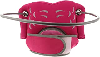 Muffin's Halo Blind Dog Harness Guide Device – Help for Blind Dogs or Visually Impaired Pets to Avoid Accidents & Build Confidence – Ideal Blind Dog Accessory to Navigate Surroundings – Pink- Small