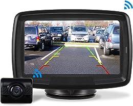 AUTO-VOX Caméra de Recul Sans Fil - Caméra de Voit
