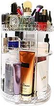 360 Roterende Make-Uporganizer, Verstelbare Plank Cosmetische Opslagvitrine, Grote Capaciteit Past Op Verschillende Soorte...