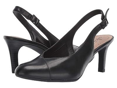 Clarks Dancer Mix (Black Leather) Women
