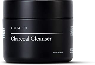 Men's No-Nonsense Charcoal Cleanser (1.7 oz.): Unclog Pores of Oil, Dirt, and Pollution - Experience a Smooth and Fresh Fa...